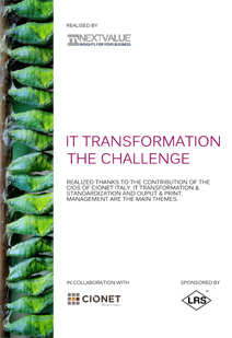 copertina sito IT TRANSFORMATION l THE CHALLENGE