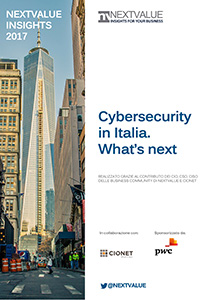 Copertina Insight Cybersecurity